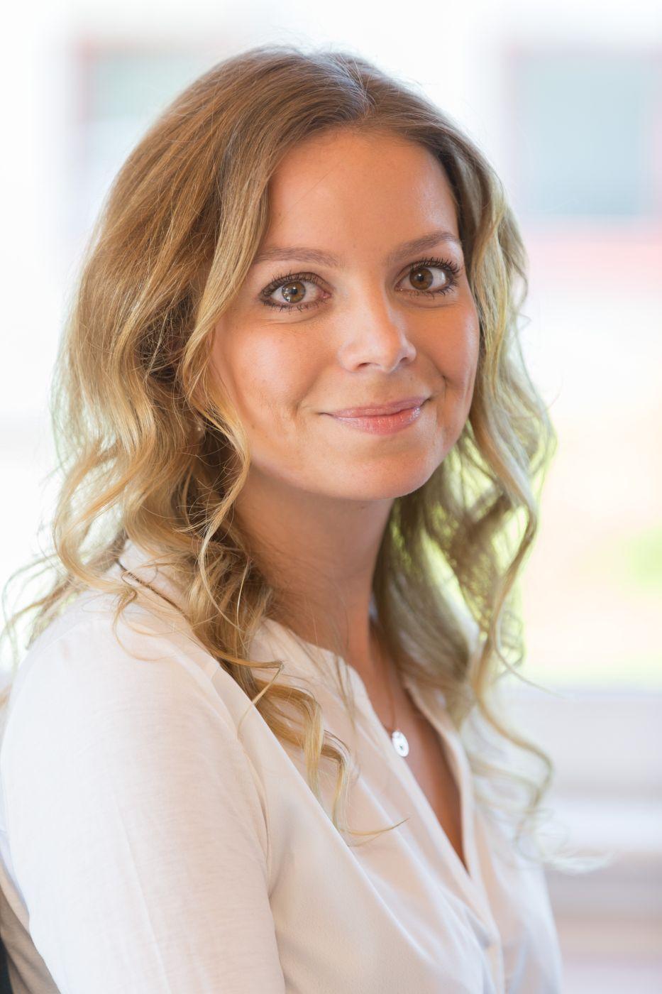 Carina Brodersen: Bürokauffrau